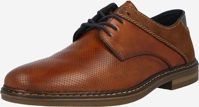 RIEKER Šnurovacie topánky - hnedá, Produkt