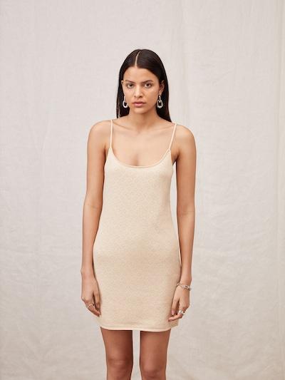 LeGer by Lena Gercke Kleid 'Jascha' in beige, Modelansicht