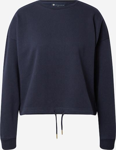 Athlecia Sportsweatshirt 'Soffina' in dunkelblau, Produktansicht