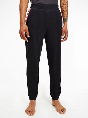 Pantaloncini da pigiama di Tommy Hilfiger Underwear in nero