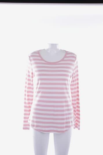 Marc O'Polo Longsleeve in XL in rosa / weiß, Produktansicht