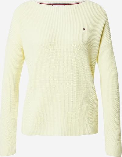 Megztinis 'Hayana' iš TOMMY HILFIGER , spalva - šviesiai geltona, Prekių apžvalga