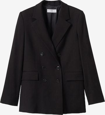 MANGO Blazer 'GRETA' i svart