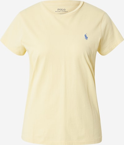 POLO RALPH LAUREN Shirt in Pastel yellow, Item view