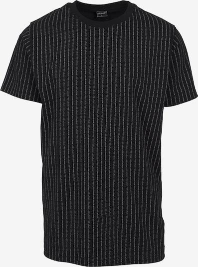 Mister Tee Shirt 'Fuckyou' in de kleur Zwart / Wit, Productweergave