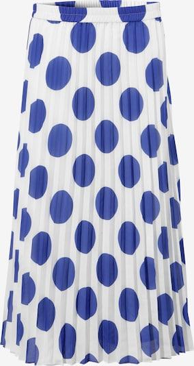 Aniston SELECTED Rock in blau / weiß, Produktansicht