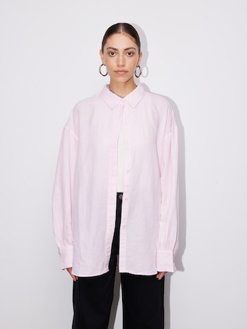 LeGer by Lena Gercke Bluse 'Alisa' in Pink