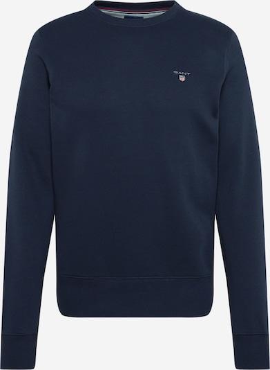 GANT Sweatshirt in navy / weiß, Produktansicht
