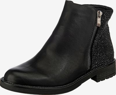 SuperCracks Stiefelette in schwarz, Produktansicht