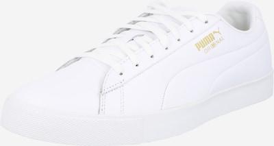 PUMA Sporta apavi zeltaini dzeltens / balts, Preces skats