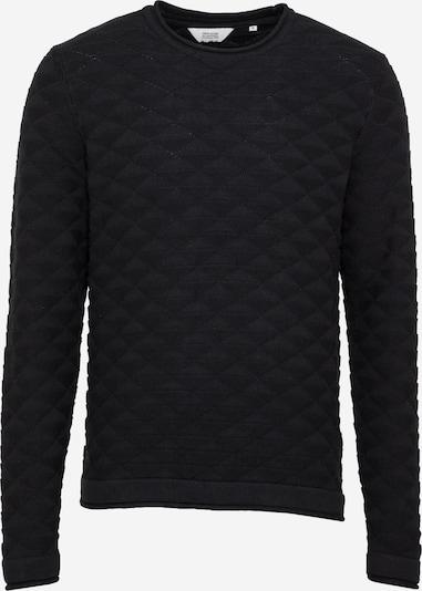 !Solid Pullover  'Peik' in schwarz, Produktansicht
