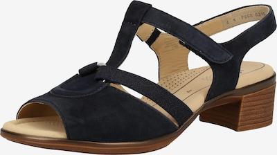 ARA Sandalen in dunkelblau, Produktansicht