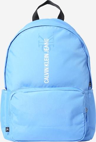 Calvin Klein Jeans Раница в синьо