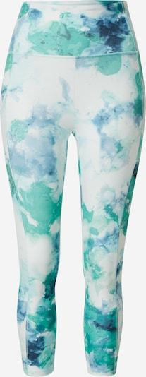 Marika Pantalon de sport 'BRITTANY' en bleu marine / jade / blanc, Vue avec produit