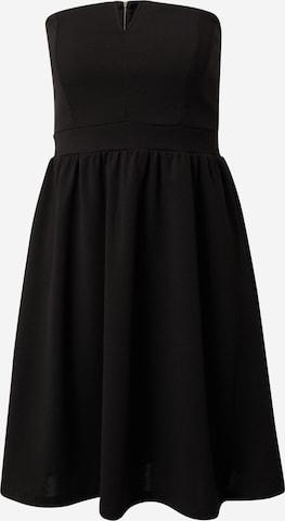 ABOUT YOU Sukienka koktajlowa 'Aurea' w kolorze czarny