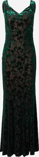 Lipsy Evening Dress in Emerald / Black, Item view