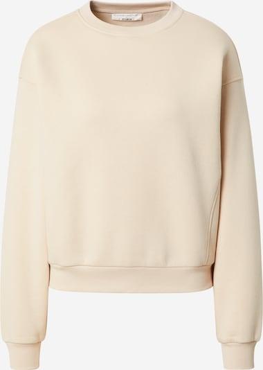 Guido Maria Kretschmer Collection Sweatshirt 'Shelly' in beige, Produktansicht