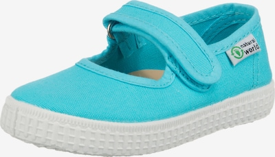 natural world Ballet Flats in Turquoise, Item view