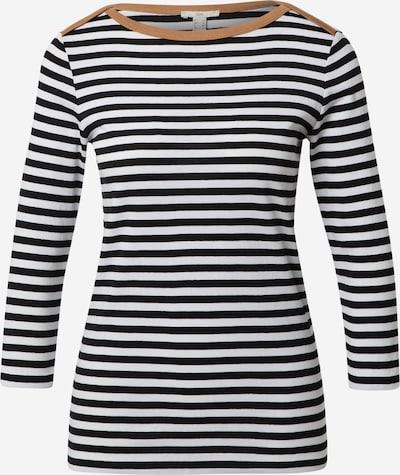 EDC BY ESPRIT Majica u narančasta / crna / bijela, Pregled proizvoda