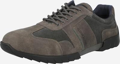 CAMEL ACTIVE Sporta apavi ar šņorēm 'Sharptown' pelēcīgs / tumši pelēks, Preces skats