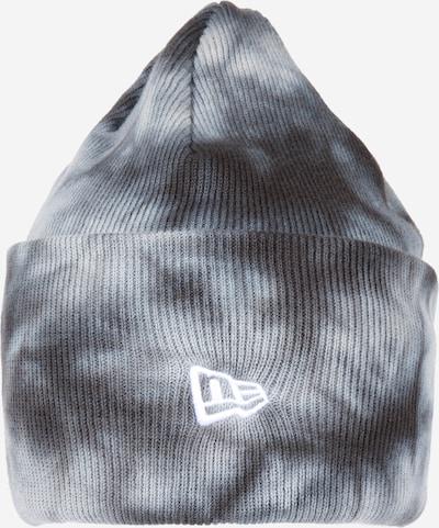 NEW ERA Cepure pelēks / melns, Preces skats