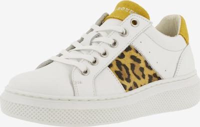 BULLBOXER Sneaker ' ALG001E5L_ ' in gelb, Produktansicht