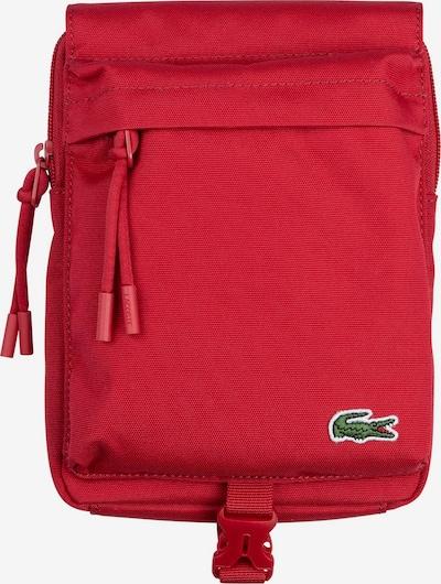 LACOSTE Schoudertas in de kleur Rood, Productweergave