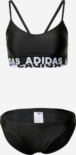 ADIDAS PERFORMANCE Sports Bikini in Black / White, Item view
