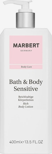 Marbert Body Lotion ' Bath & Body Sensitive' in White, Item view