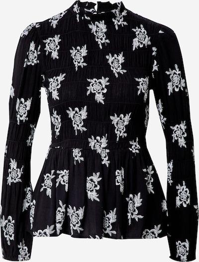 Dorothy Perkins Blusa en negro / blanco, Vista del producto