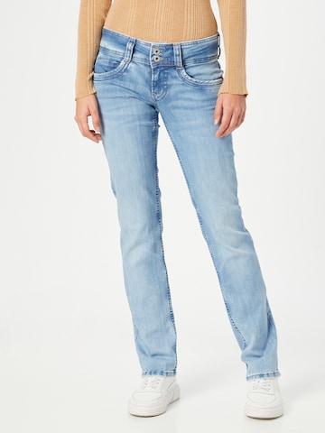 Pepe Jeans Jeans 'Gen' in Blau