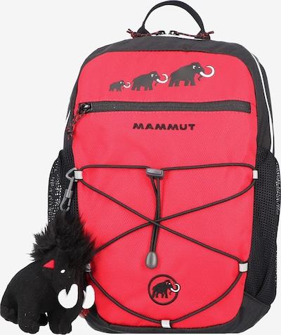 MAMMUT Rucksack 'First Zip' in rot / schwarz, Produktansicht