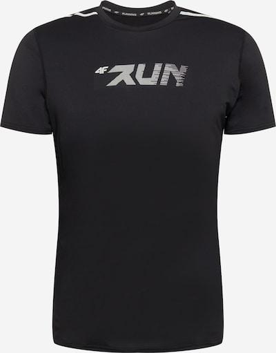 4F Performance Shirt in Light grey / Black, Item view