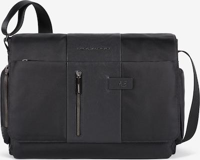 Piquadro Laptopfach in schwarz, Produktansicht