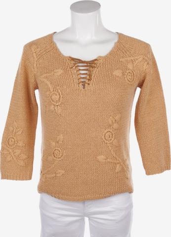 Luisa Cerano Sweater & Cardigan in M in Yellow