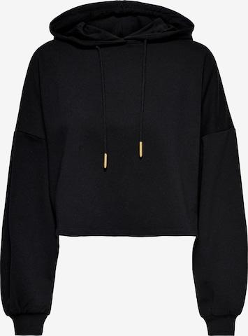 ONLY Sweatshirt in Black