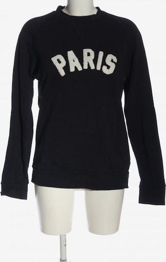 Sandro Sweatshirt in M in schwarz / weiß, Produktansicht