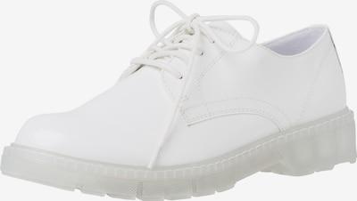 MARCO TOZZI Halbschuhe in weiß, Produktansicht