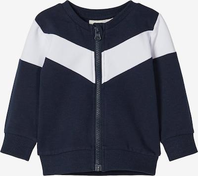 NAME IT Sweatshirt in blau, Produktansicht