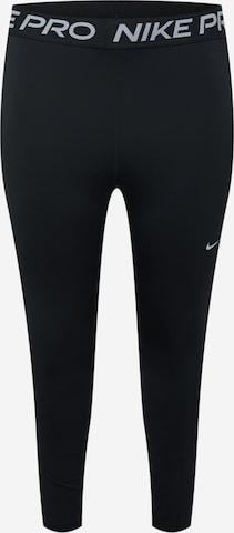 NIKE Workout Pants in Black