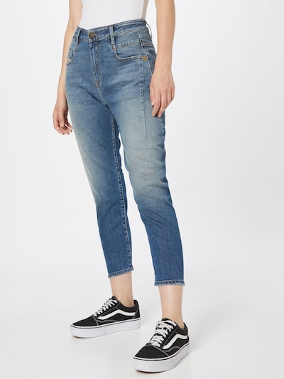 DIESEL Jeans 'FAYZA' in blue denim, Modelansicht