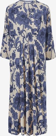 Masai Kleid 'Neila' in blau / weiß, Produktansicht