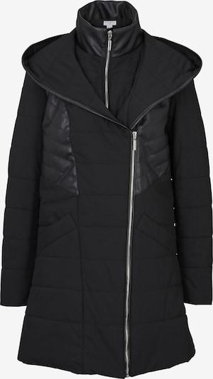 heine Wintermantel in schwarz, Produktansicht