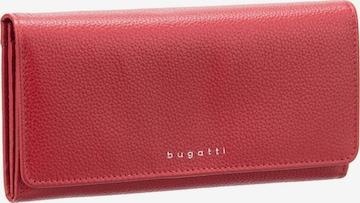 bugatti Geldbörse ' Linda Continental Wallet' in Rot