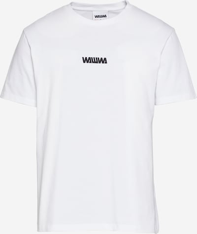 WAWWA Shirt in Black / White, Item view
