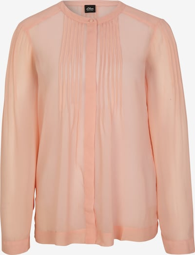 s.Oliver BLACK LABEL Blouse in Pink, Item view