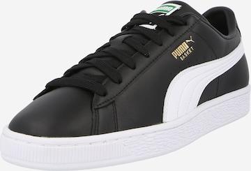 PUMA - Zapatillas deportivas bajas en negro