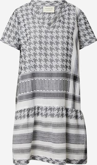 Cecilie Copenhagen Kleid in schwarz / weiß, Produktansicht