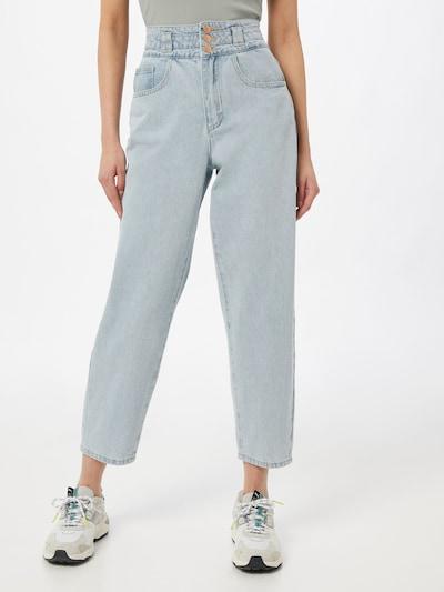 JACQUELINE de YONG Jeans 'CELIA' in de kleur Blauw denim, Modelweergave