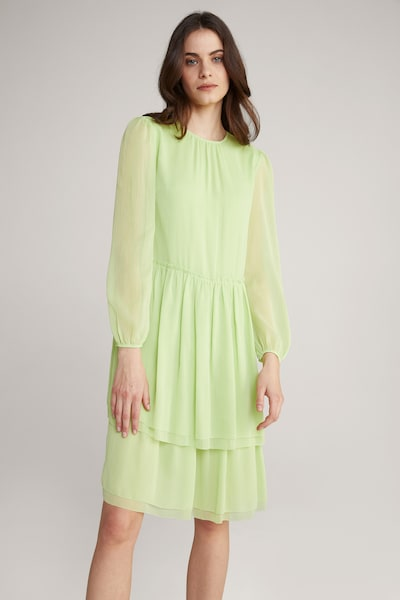 JOOP! Kleid 'Daisy' in limette / pastellgrün, Modelansicht